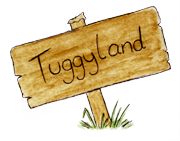 Tuggyland sign